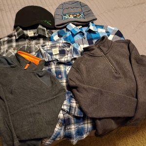 7 Winter items Boys 6/7 Lot